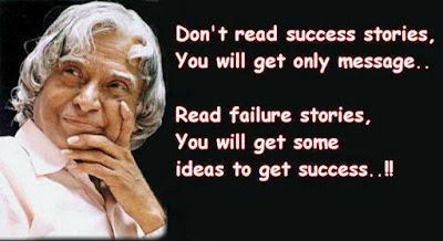 Dr. APJ Abdul Kalam inspiring Quotes