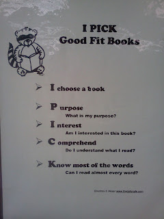I PICK Good Fit Books Poster