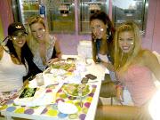 Ailu cenando con las chicas ♡. Publicado por Your smile is a party ★. en . cenando con las chicas