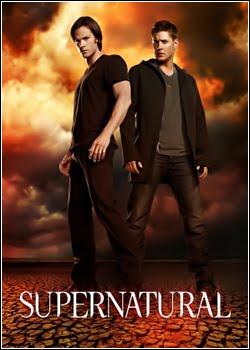 Modelo+Capa Download Supernatural Sobrenatural 7ª Temporada Legendado