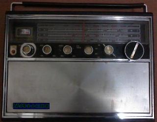 radio antik jaman dulu