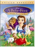 Download Filme A Bela e a Fera O Mundo Magico da Bela Dublado DVDRip