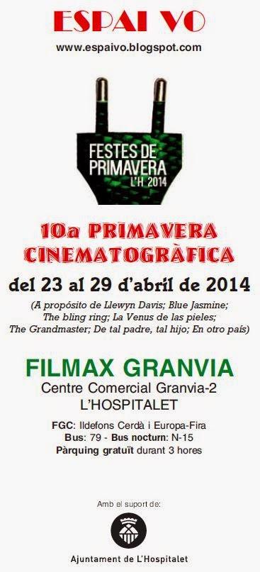 10a PRIMAVERA CINEMATOGRÀFICA