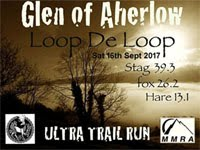 Ultra, marathon & half in Tipperary... Sat 16th Sept 2017