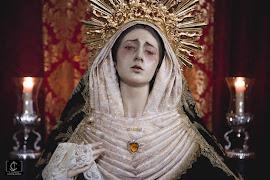 María Santísima del Rocío en sus Misterios Dolorosos