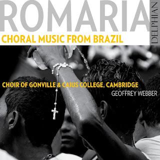 Romaria - Choral Music from Brazil - Delphian