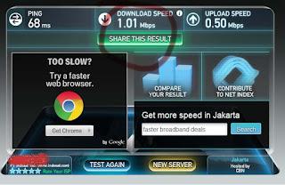 Indosat Super 3G Plus - Paket 50 Ribu Unlimited