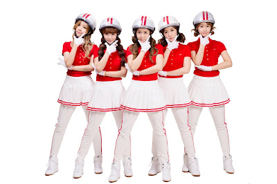 [K-pop] Crayon Pop - Bar Bar Bar : Official M/V