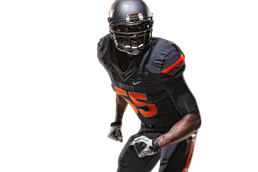 Oklahoma state football uniform combinations
