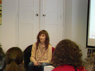 Ainara Zarraga [Responsable de Comunicación de Eroski] en Ideateca MarketingMorning
