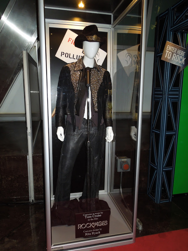 Tom Cruise Rock of Ages Stacee Jaxx movie costume