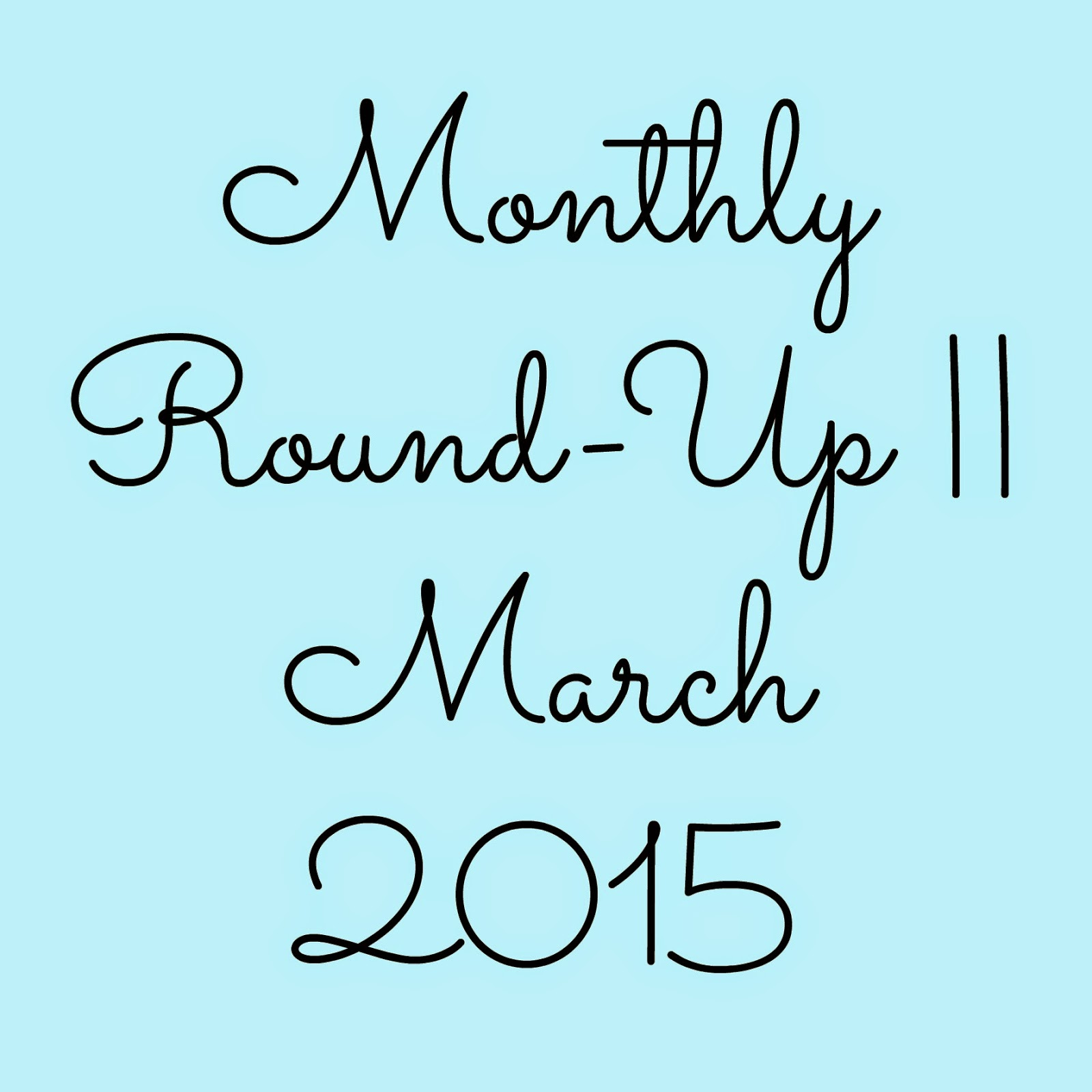 Bows and Clothes: Monthly Round-up: March 2015. Where I round-up the most viewed post, the most shared post, and the post that got the most comments. http://mybowsandclothes.blogspot.com/