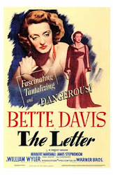 ... de mis pelis favoritas: The Letter - 1940 (La Carta)
