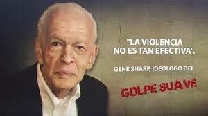 Gene Sharp - Teórico del Golpe Suave