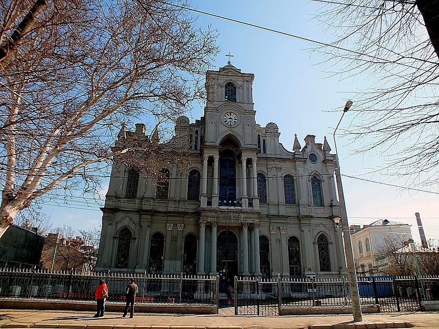 biserica greceasca braila