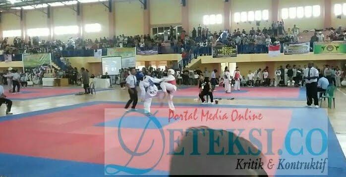Hebat ! Putra Asal Nias Juara I Taekwondo di Kejurda Cup Komando