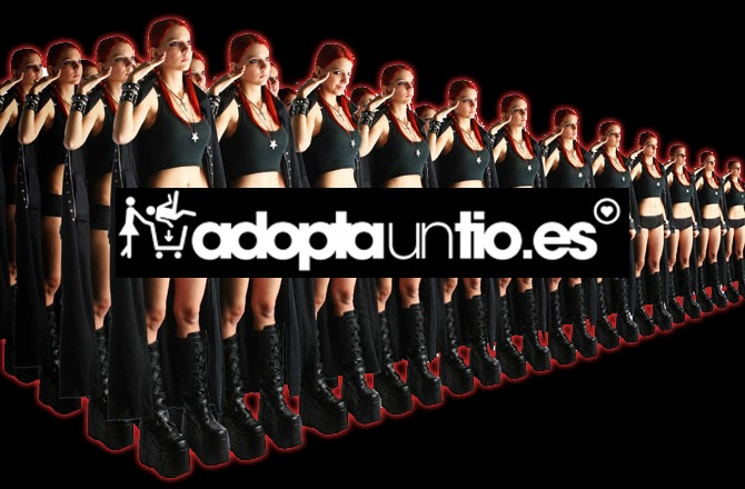 encontrar fakes en adoptauntio.es