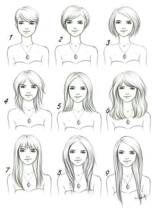 Mujercitas Chic!: Qué corte de pelo va con tu forma de ...