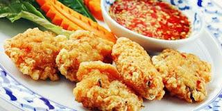 Resep Membuat Bakwan Sayur Crispy