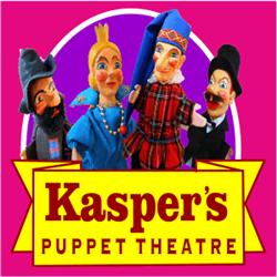 Kasper's puppet theatre!