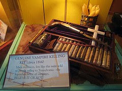 Vampire Killing Kit by JoshBerglund19 via Flickr and a Creative Commons License 