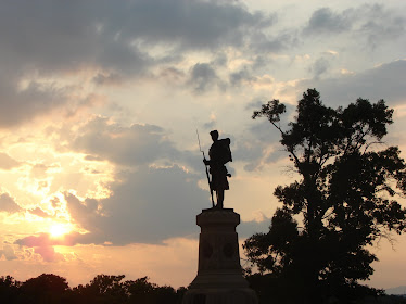 124th Pennsylvania Monument at Antietam