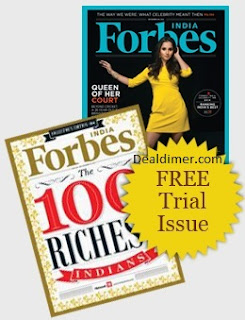 Forbes India Magazine - Free Trial