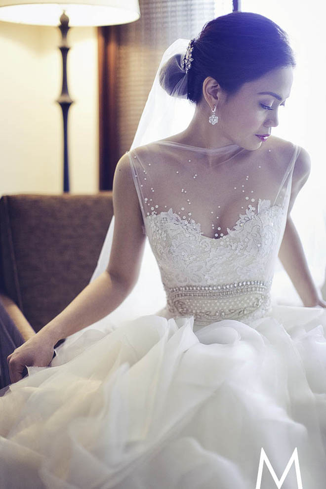 Best Wedding Dresses of 2012 - Belle the Magazine . The Wedding