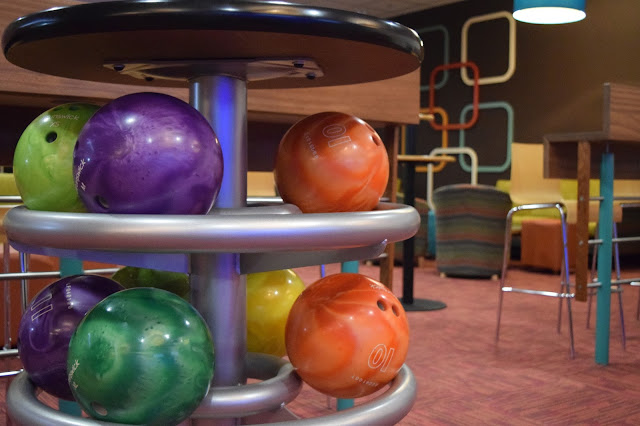 Eldon Bowl at Eldon Leisure Centre