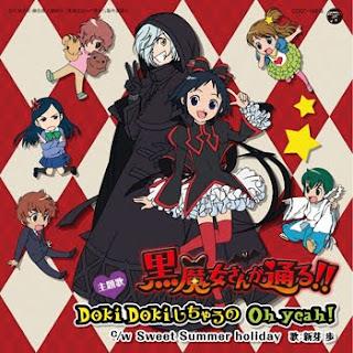 Kuromajo-san ga Tooru!! Main Theme Single - Doki Doki Shichau no Oh yeah!