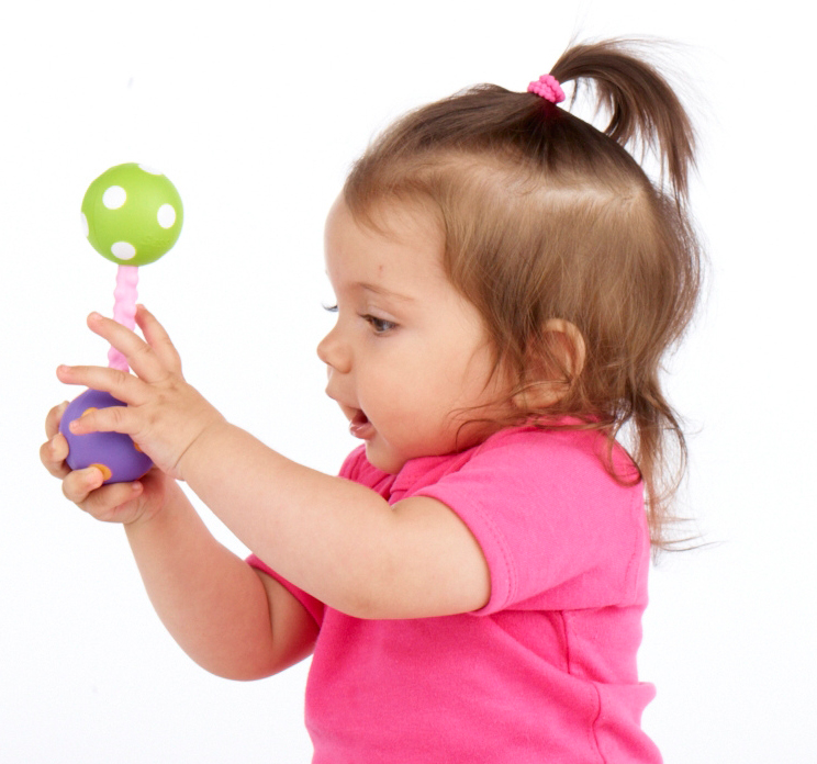 Shake, Rattle And Roll: Baby Rattles And Rings