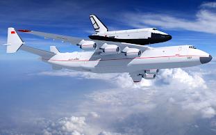 "Antonov An-225 Mriya e o Programa Buran-Energia (Ракета-носитель тяжелого класса ""Энергия"")"