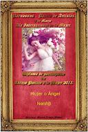 _Mujer o ángel Día de la mujer