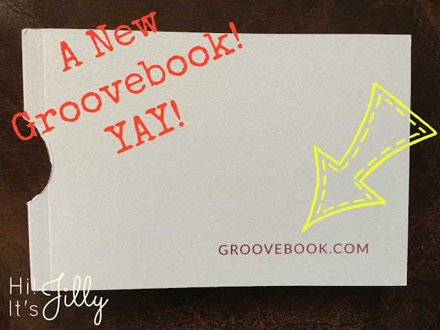 Get a FREE Groovebook from Hi! It's Jilly. Use the code ROBERTSON26.