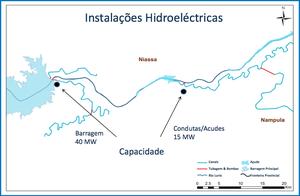 Slide adapted from a presentation made by Companhia de Desenvolvimento do Vale do Rio Luno in January 2014.