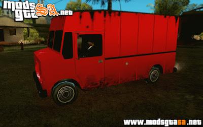 SA - Mod Invisibilidade para Veículos