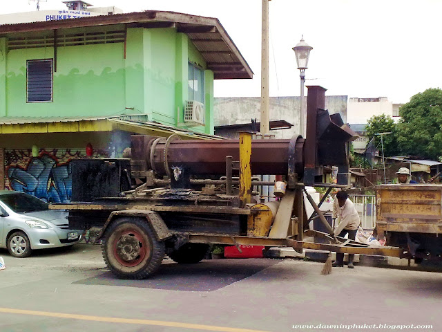 Phuket Road Repairs