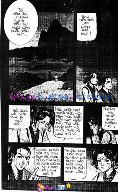 TruyenHay.Com - Ảnh 20 - Tiếu Ngạo Giang Hồ Chapter 22