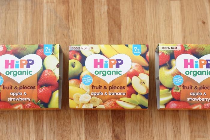 HiPP Organic food pots