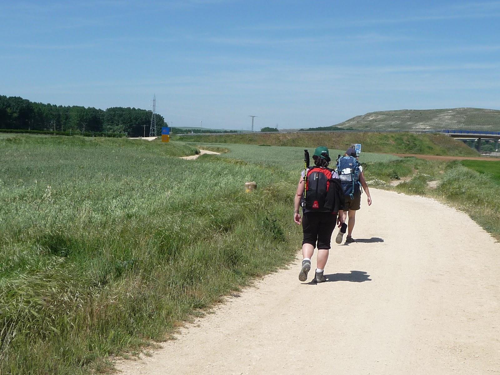 Qué hacer durante las vacaciones: Camino de Santiago Burgos-Sahagún