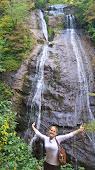 Guzeldere Waterfalls, Düzce, Turkey