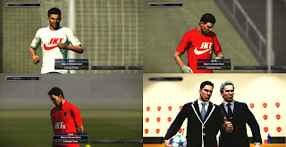 FL Training & Kits Suit Manager PES 2013 JKT48 by Asun11