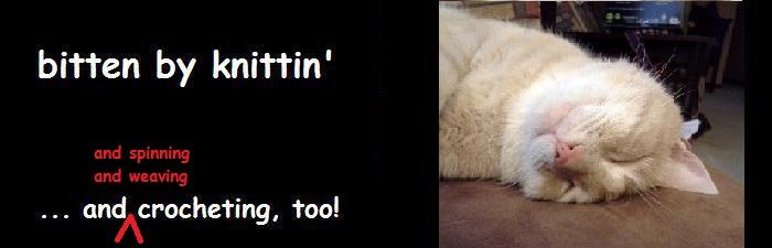 Bitten by Knittin'...