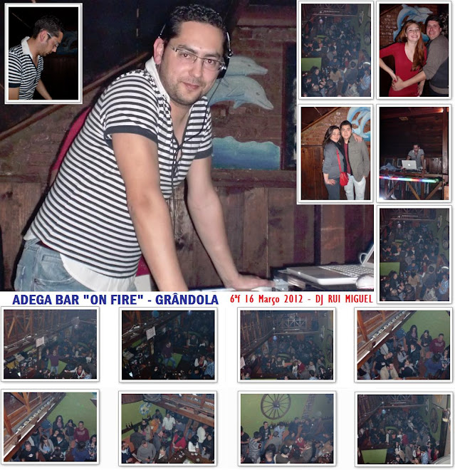 DJ Rui Miguel @ Adega Bar - Grândola