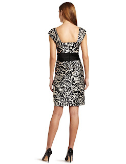 Newyork Dress on Dress4cutelady  Printed Stretch Satin Shutter Dress Jones New York