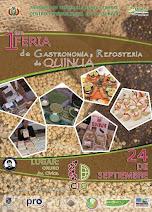 1era. FERIA GASTRONÓMICA Y REPOSTERIA DE LA QUINUA