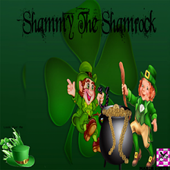 Shammy the Shamrock Hunt