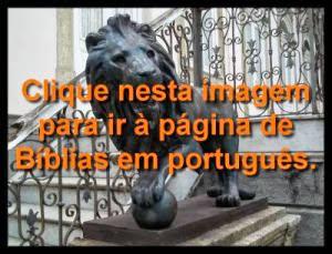 Bíblias Português