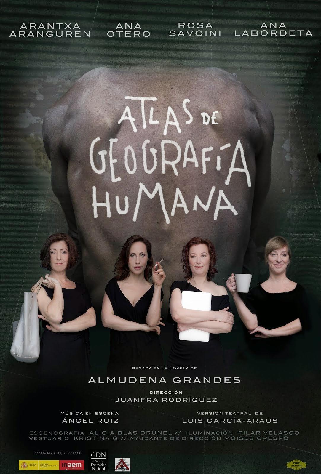 Teatro: Atlas de Geografía Humana