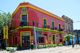 CAMINITO (Buenos Aires) ARGENTINA